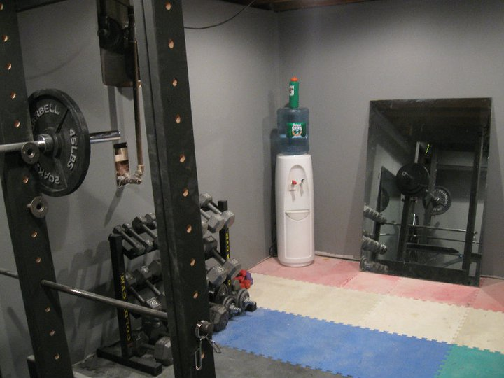 Building A Home Gym Version 3 0 Tom Sylvester
