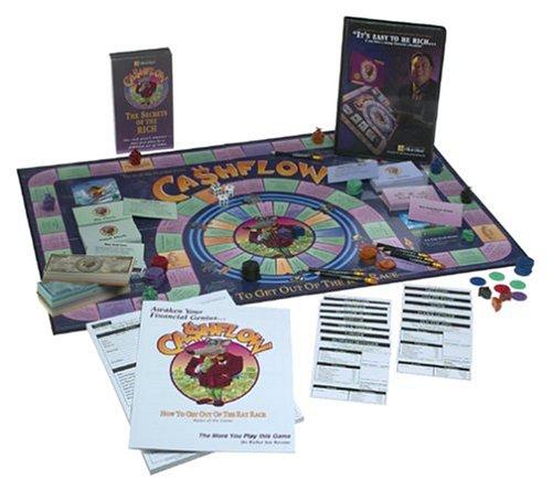 Cashflow 101 Boardgame